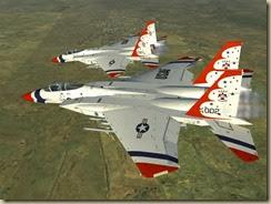 F-15 T-Birds 2