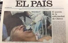 Chavez-El Pais