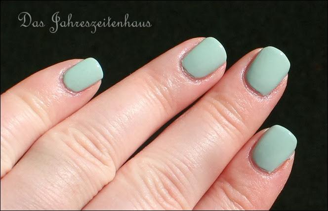 Mint KIKO 345 Jade Green 2