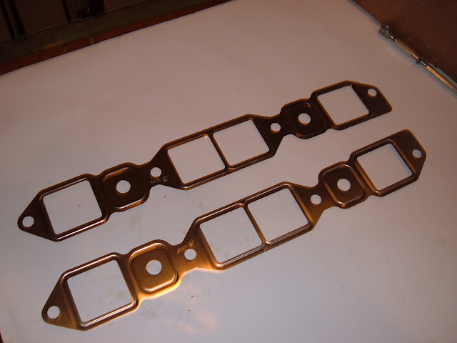 1957-1966 364-401-425 Stock intake gaskets 18.00