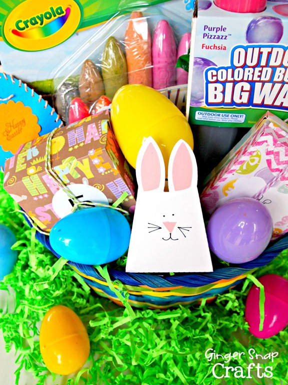 Easter basket giveaway from Crayola