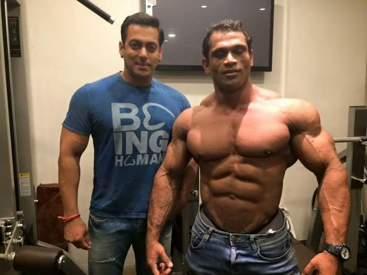 Exclusive:Pictures Of Salman Khan With His Biggest ...