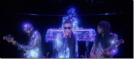 Daft Punk clip