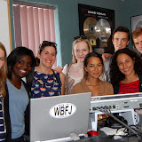 WBFJ Studio Tour - 7-18-12
