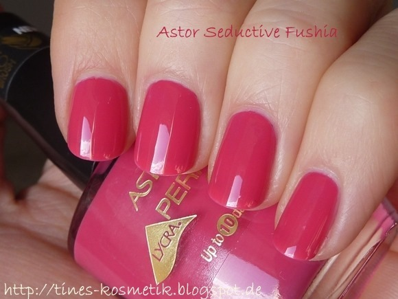 Astor Seductive Fushia 2