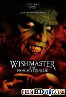 Quỷ Ước 4 - Wishmaster: The Prophecy Fulfilled