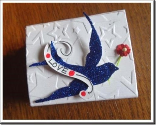 swallow gift box