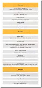 Programa Ponentes Simposio FEP 2013 Ciudad de la Raqueta