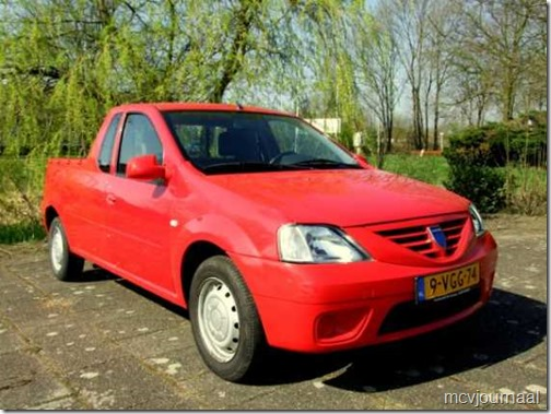 Dacia Logan Pick Up 35