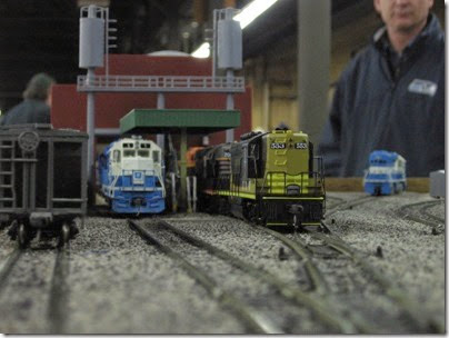 IMG_1012 LK&R Layout at GWAATS in Portland, OR on February 18, 2006