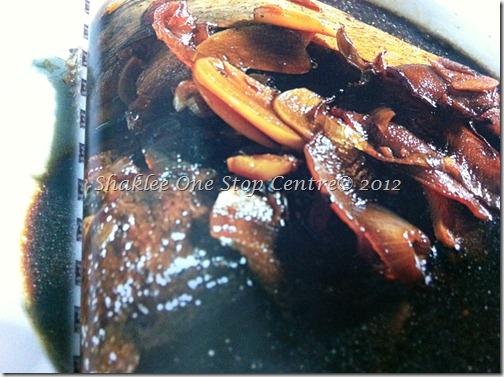 Resepi berpantang_Ikan rohu masak kicap_shaklee one stop centre_sayamahusihat