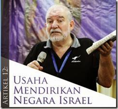 12 Usaha Mendirikan Negara Israel