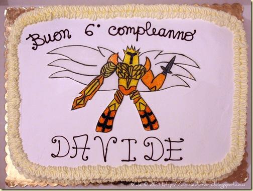 Torta Gormiti