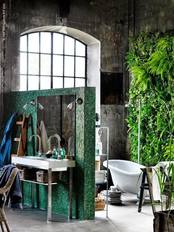 bagno_con_piante_jungle_mood