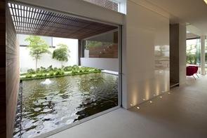 Arquitectura Casa FF Hernandez Silva Arquitectos