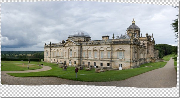 final panorama image photoshop