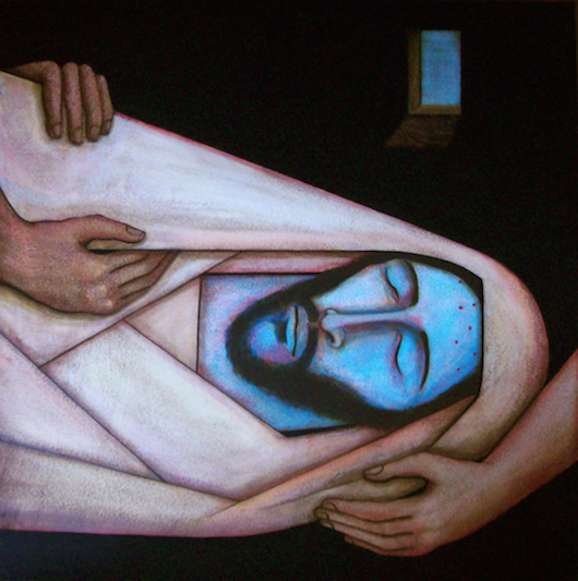 Jesus tomb obrien