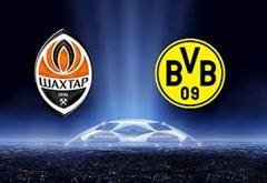 Shakhtar vs Dortmund