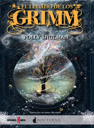 El legado de los Grimm (cubierta)