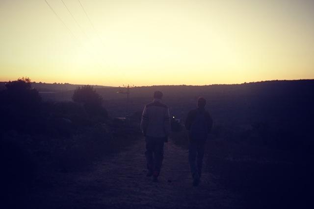 sunrise walk 2