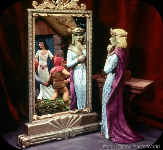 View-Master Snow White and the Seven Dwarfs (B300), Scene 15