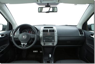Polo Sedan painel