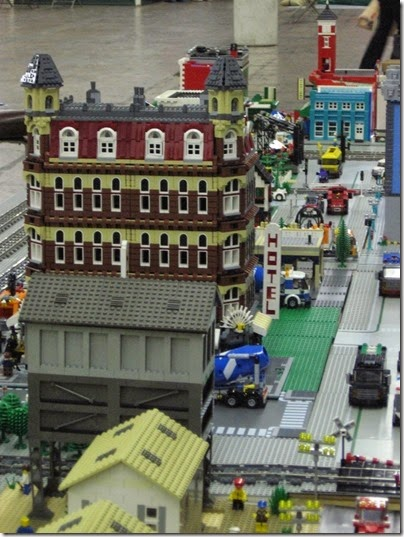 IMG_0249 Greater Portland Lego Railroaders Layout at the Great Train Expo in Portland, Oregon on February 16, 2008