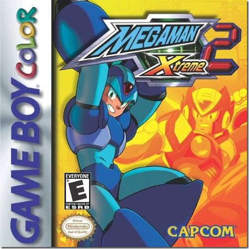 Download GBC Megaman Xtreme 2 English for PC (Emulator + Rom)