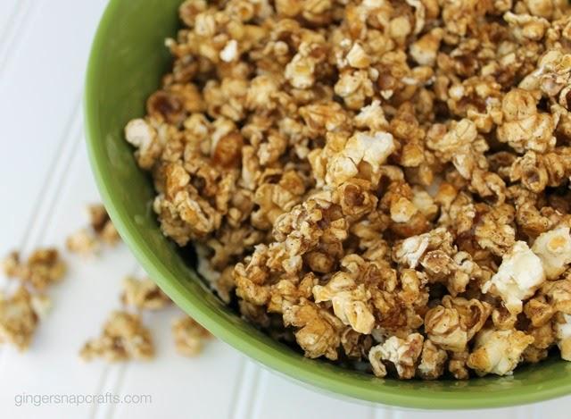 pumpkin popcorn recipe