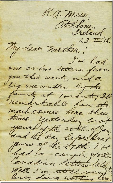 23 Feb 1918 1