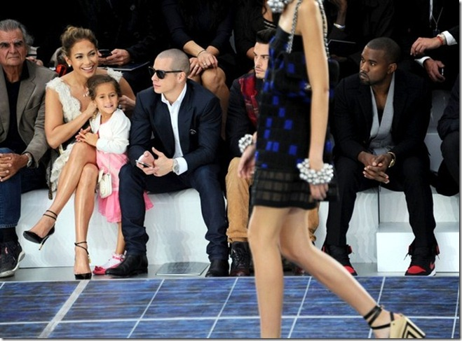JLo sits front row Chanel Emme P7iDfoa6HdVl
