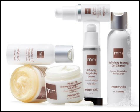 mia mariu skin care