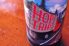 image of Hop Trip Fresh-hopped Pale Ale courtesy of our Flickr page