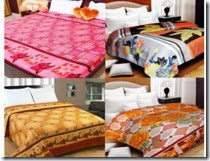 Shopclues : Buy Double Bed AC Blanket – Pack of 4 atRs. 499 only
