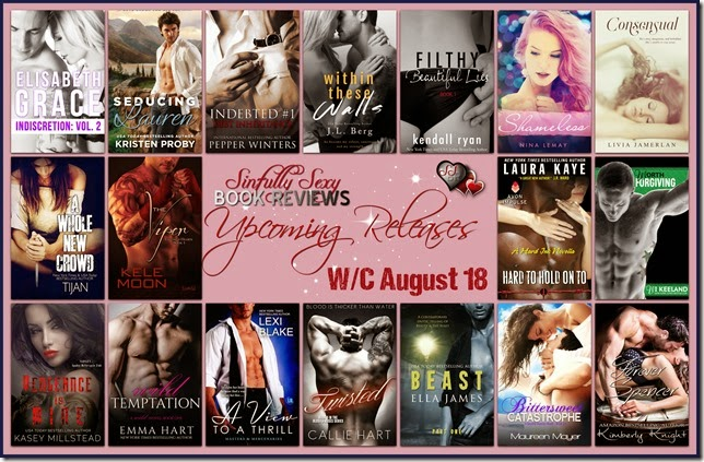 upcoming releases wc aug 18