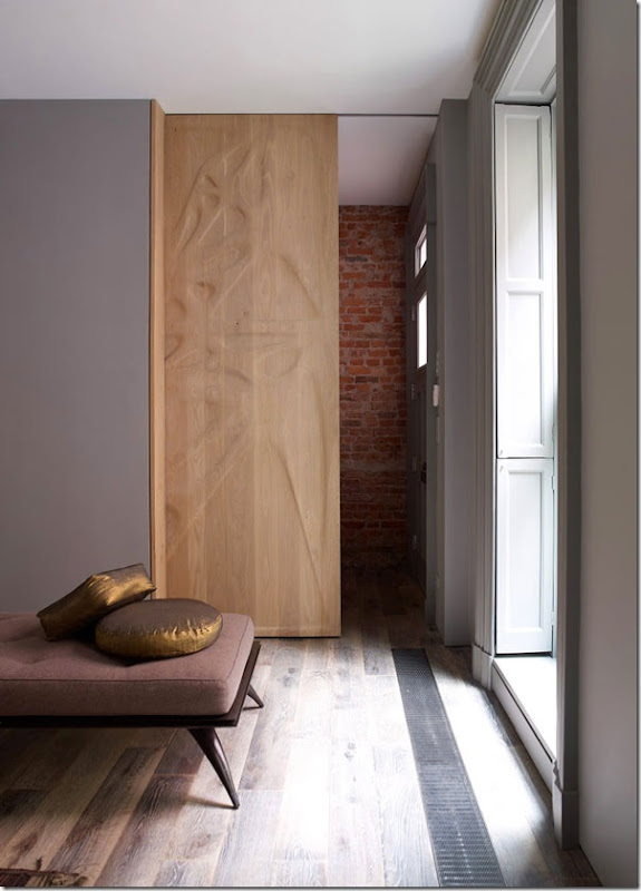 case e interni - Chelsea - casa moderna - tre piani (3)