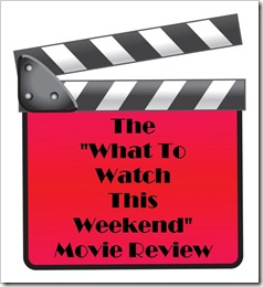 What To Watch This Weekend Graphic