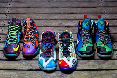 nike lebron 11 gr what the lebron 8 05 Release Reminder: Nike LeBron 11 What the LeBron