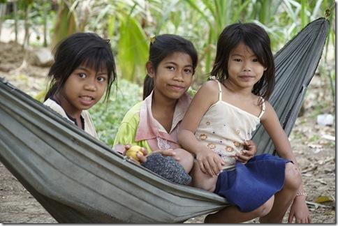 Care International trip to Cambodia with Deborah Meaden 14/03/11 to 20/03/11