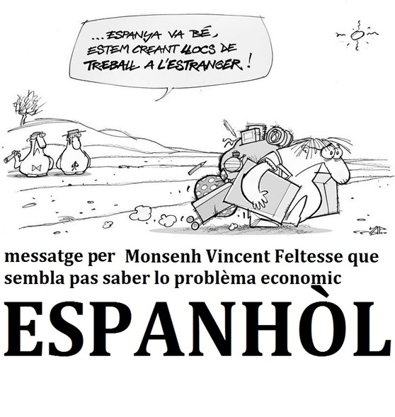 problèma espanhòl
