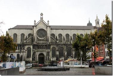 église Sint Katherine 聖カトリーヌ教会