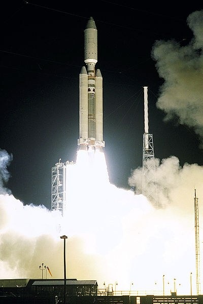 Cassini-Huygens launch