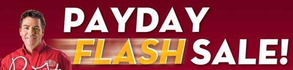 EDnything_Papa John's Payday Flash Sale