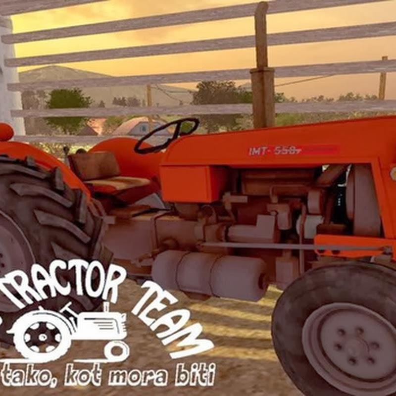 Farming simulator 2013 - IMT 558 v 1.0