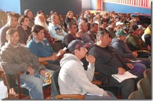 Comenzó el curso internacional sobre normas de Formación, Titulación y Guardia de la Gente de Mar