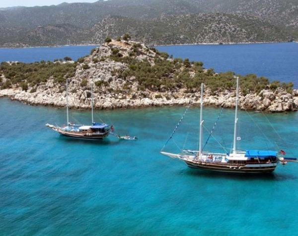 طبيعة تركيا