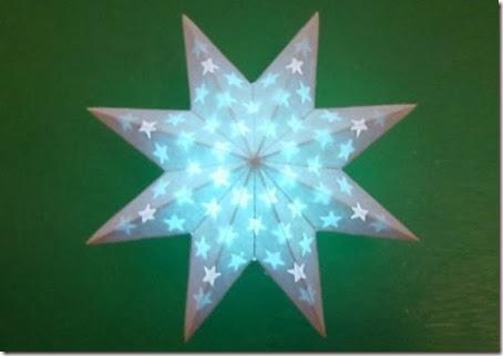 estrella papel con luz (2)