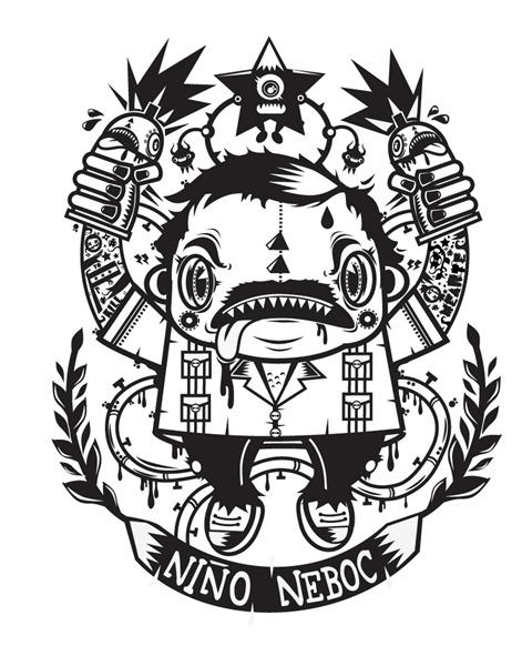 Niño Neboc - Copyright Mercedes Crespo YEMAYEMA
