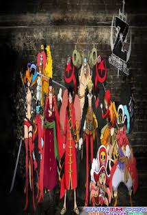 One Piece Movie Z - One Piece Movie Z