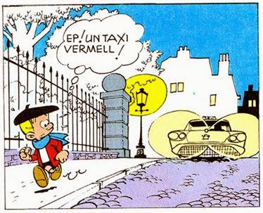 detalle taxi